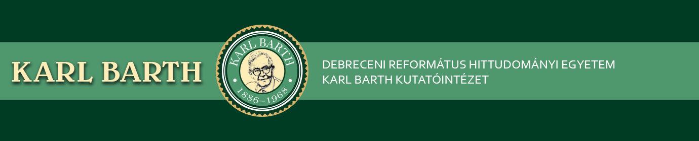 Karl Barth Kutatóintézet